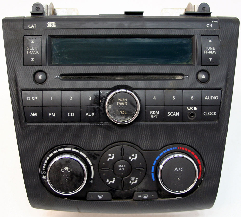 Aliexpress Com Buy Car Factory Radio Stereo Auxillary: 2010 Nissan Altima Factory Stereo AUX Input CD Player OEM