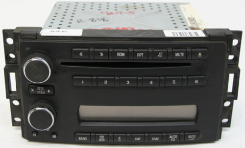 2005-2006 Buick Terraza Factory AM/FM CD Player Radio OEM