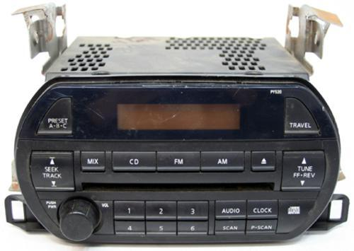2004 Nissan Altima Factory AM/FM Stereo CD Player Radio
