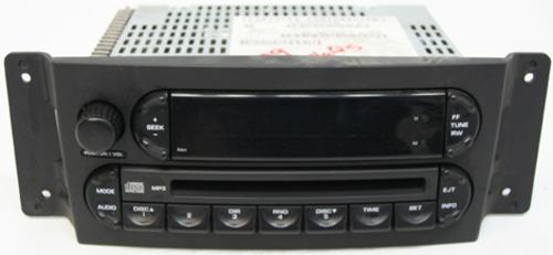 2004-2008 Chrysler Pacifica Factory CD Player Receiver Radio