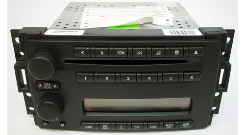 2005-2006 Buick Terraza Factory AM/FM Radio CD Player