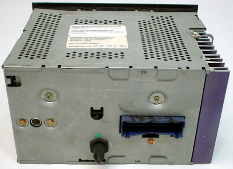 [ZTBE_9966]  1996 Oldsmobile Ninety Eight Factory AM Mono FM Stereo Radio Cassette CD  Player - R-978-7 | Wiring Diagram Radio For 1996 Oldsmobile |  | HiFi Sound Connection