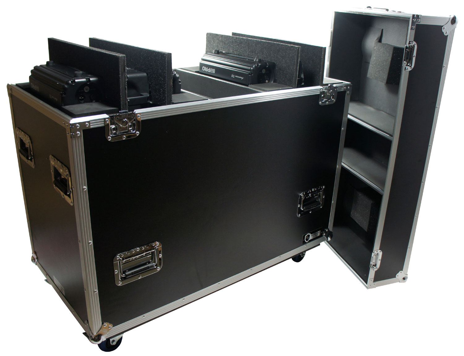 Harmony Cases HC2MH575W Universal Lighting Case for Large 575 Moving Head Light