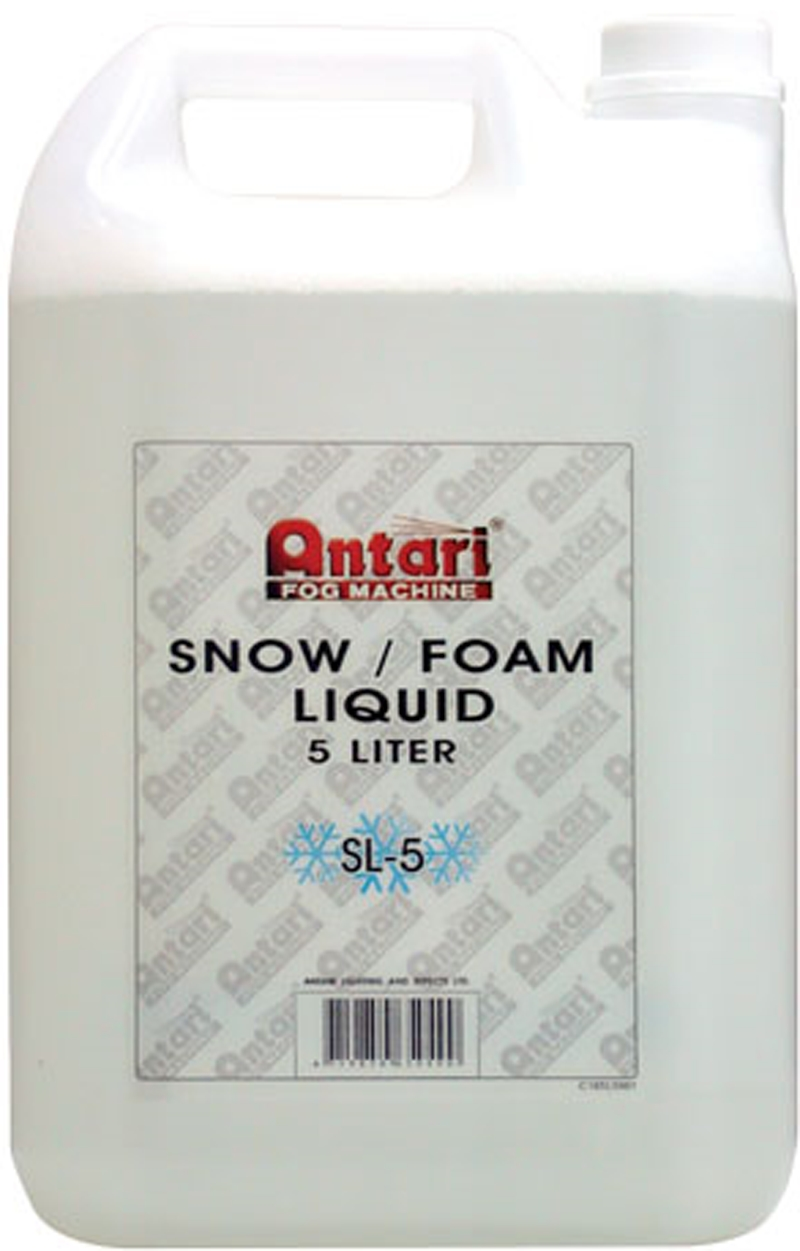 Elation SL-5 Snow/Foam Fluid