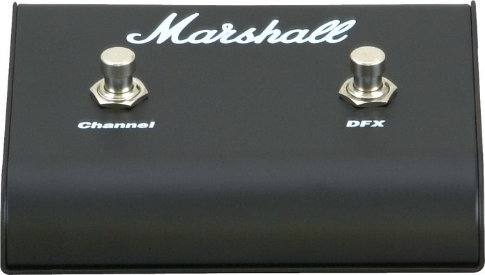 Marshall MPEDL Two Way Footswitch With Reverb On Off - Two way footswitch