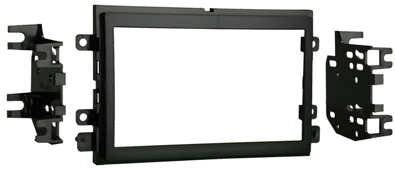 Metra 95-5812 Double DIN Installation Kit for Select 2004-2006 Ford Vehicles