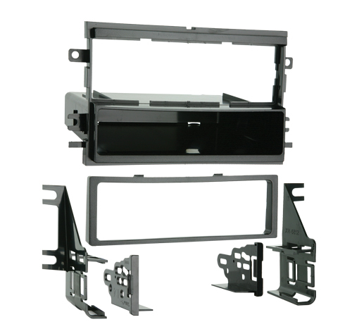 Metra 99-5812 Single DIN Installation Multi-Kit for Select 2004-2011 Ford Lincoln & Mercury Vehicles