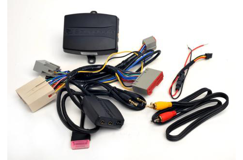 Ford Freestar 06-07 Zune Car Adapter & Charger Kit (FDZN4)