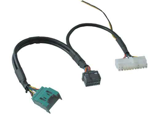 peripheral pxhfd2 95 97 ford 16 pin aux2car harness pxhfd2