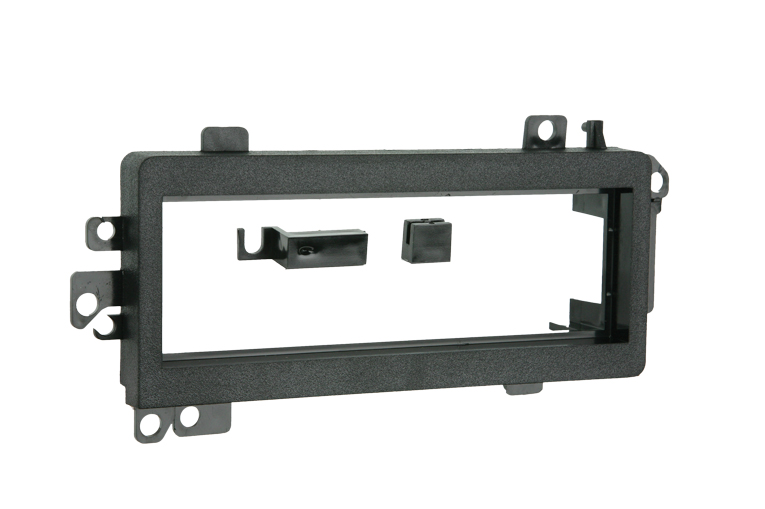 Metra 99-6700 Single DIN Installation Kit for Select 1974-2004 Chrysler/Plymouth/Dodge/Ford/Lincoln/Mercury/Jeep/Eagle Vehicles
