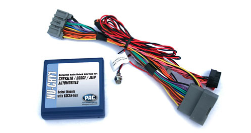 2010 Dodge Charger Radio Wiring Harness