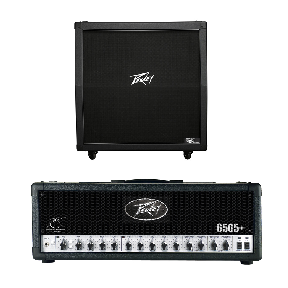 peavey 430a 412 electric guitar slant cabinet 4 12 cab 6505 plus amp head pev16 package82. Black Bedroom Furniture Sets. Home Design Ideas