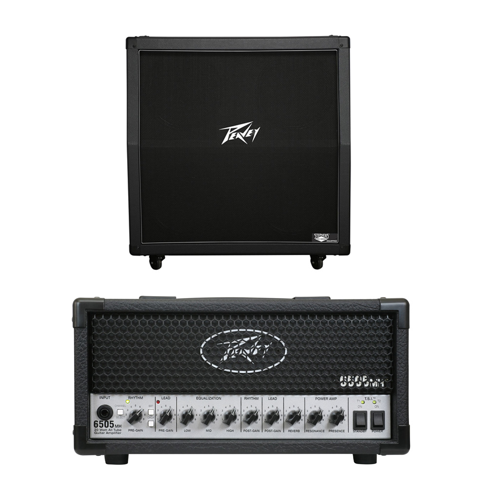peavey 430a 412 electric guitar slant cabinet 4 12 cab 6505 mini head amp pev16 package85. Black Bedroom Furniture Sets. Home Design Ideas
