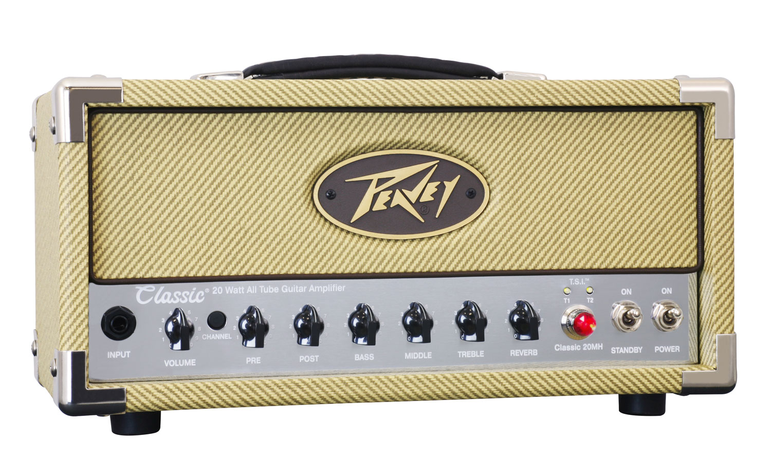 peavey classic 20 mh mini head amplifier electric guitar 20w tube amp head pev15 3614150 rs. Black Bedroom Furniture Sets. Home Design Ideas