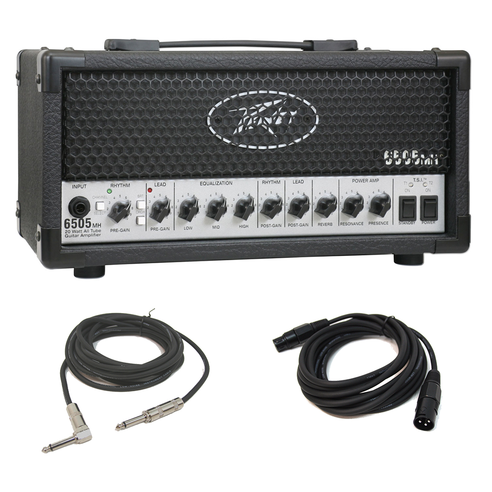 Peavey 6505 MH Mini Head Electric Guitar 20W Tube ...