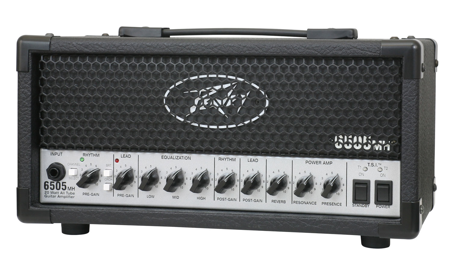 peavey 6505 mh mini head electric guitar 20 watt tube amplifier amp 3 band eq pev15 3614180 rs. Black Bedroom Furniture Sets. Home Design Ideas