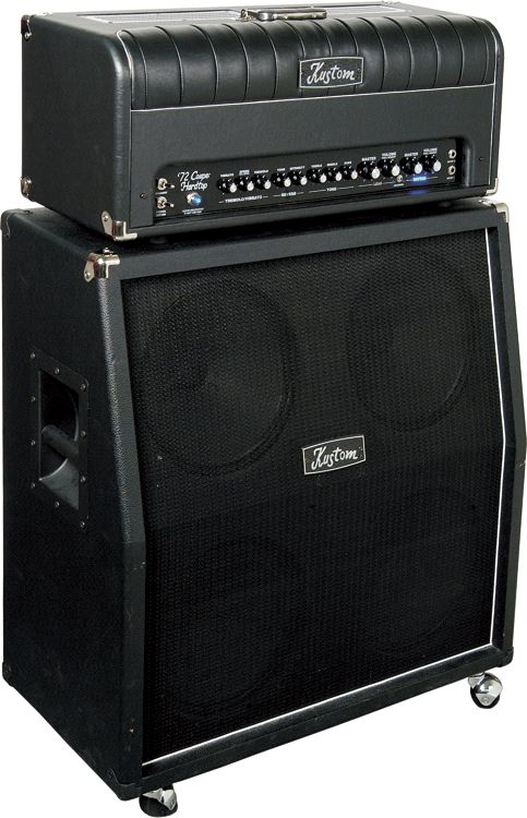 kustom coupe412a coupe series 412a slanted speaker cabinet with 4 x 12 speakers kus12 coupe412a. Black Bedroom Furniture Sets. Home Design Ideas