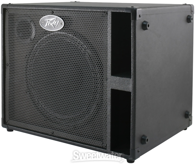 peavey bass cabinet peavey headliner 112 electric bass guitar 12 quot speaker 24611