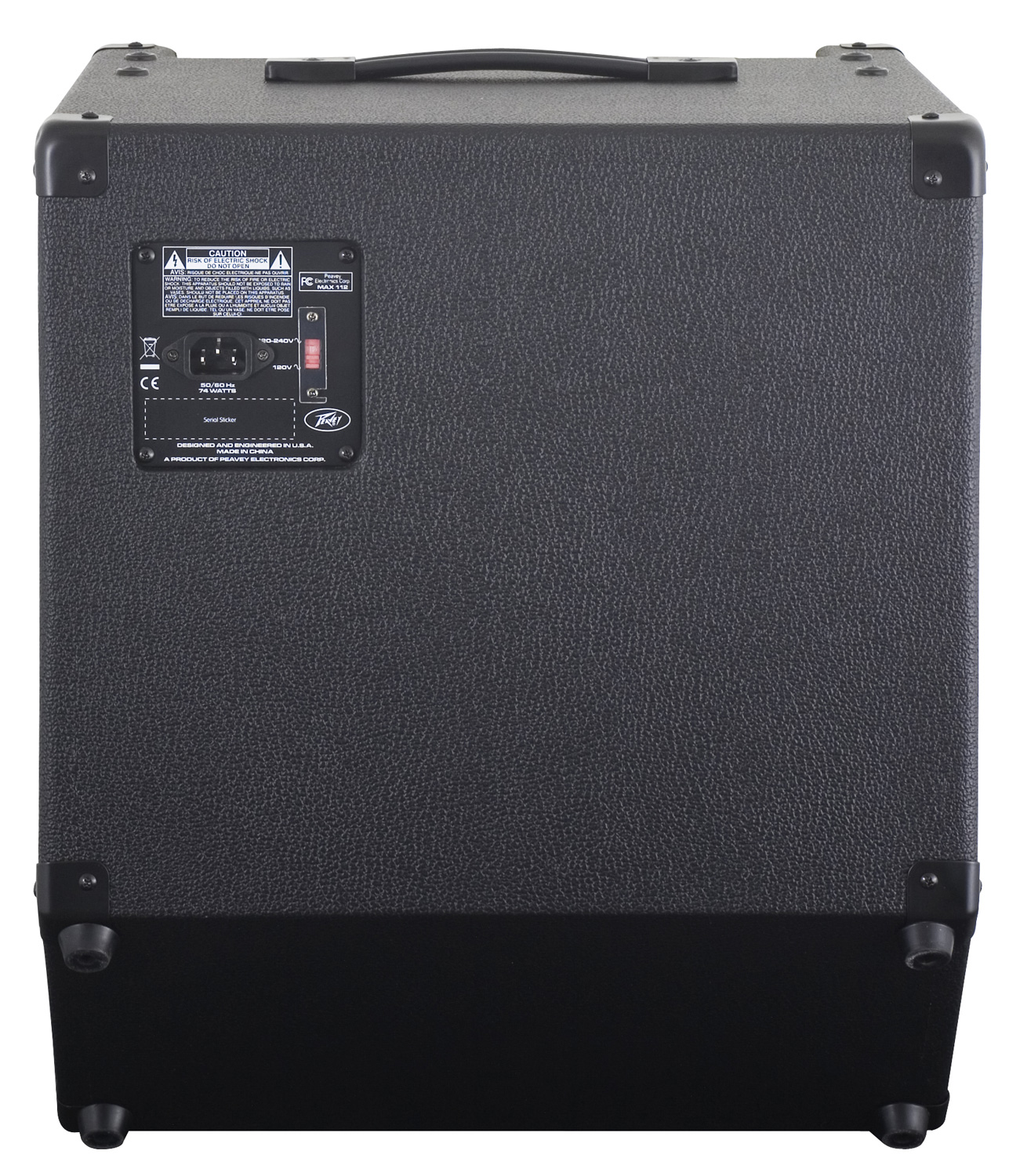 peavey max 112 electric bass guitar combo 200w amp 12 speaker amplifier pev13 3608000 rs. Black Bedroom Furniture Sets. Home Design Ideas