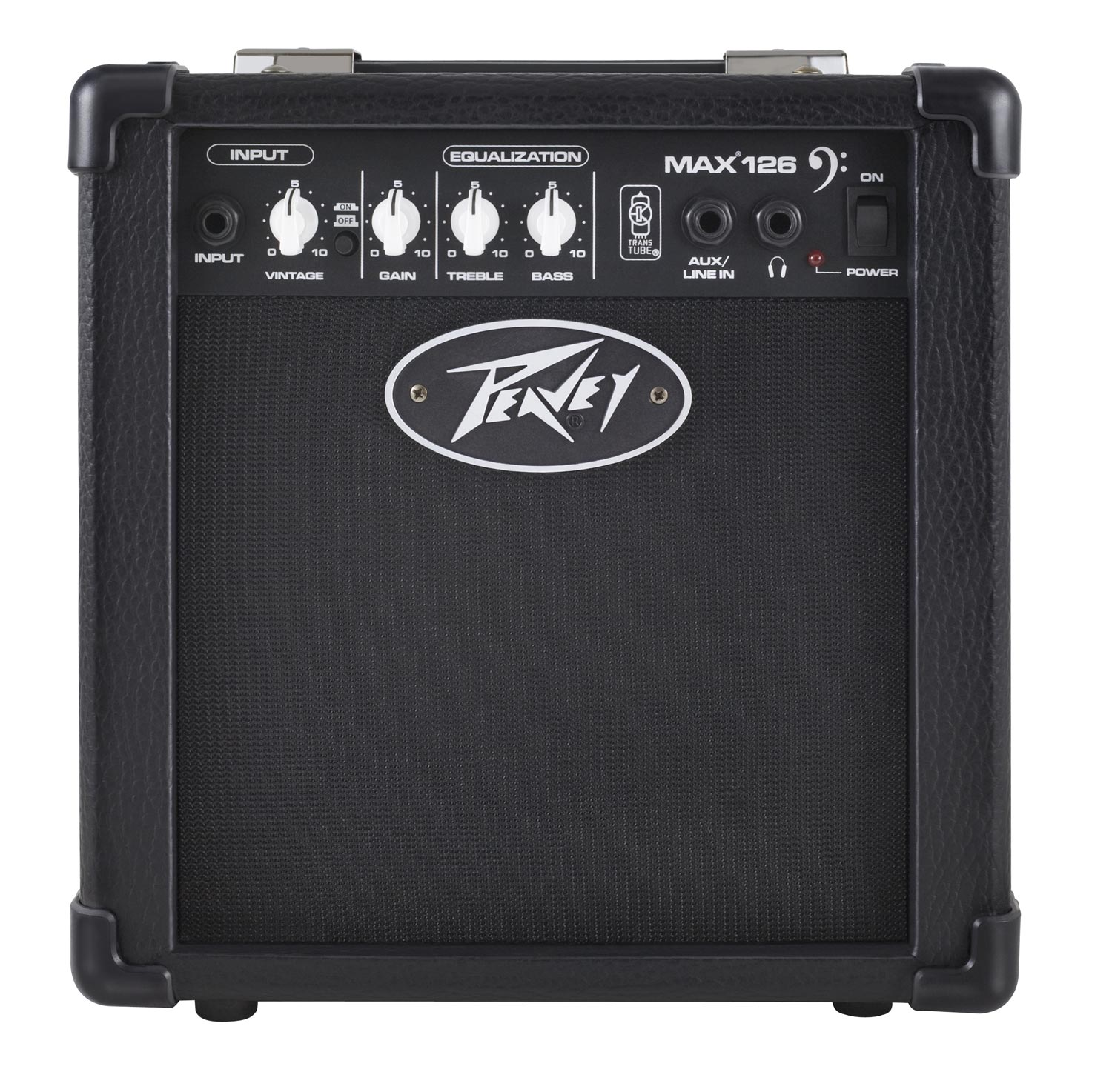 "Peavey Max 126  120US with 6.5"" Speaker & Low and High EQ Controls (3608290)"