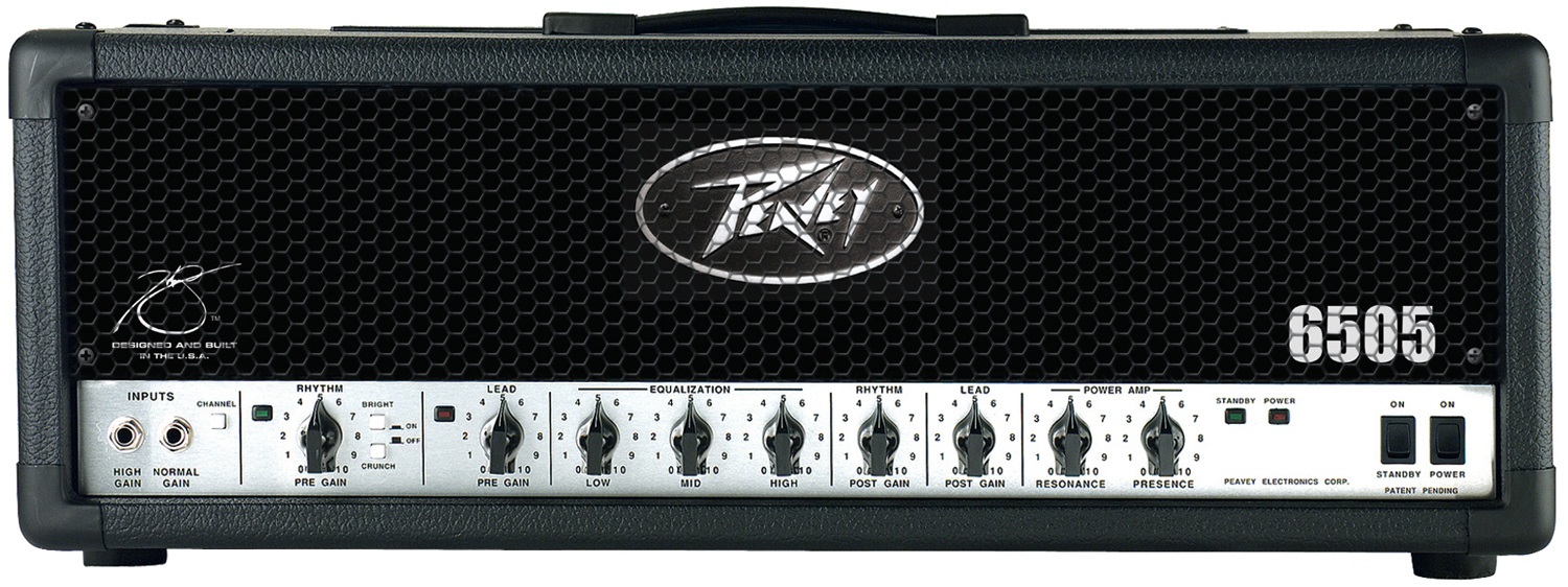 peavey 6505 electric guitar metal 120w amplifier speaker cabinet tube amp head pev13 575660 rs. Black Bedroom Furniture Sets. Home Design Ideas