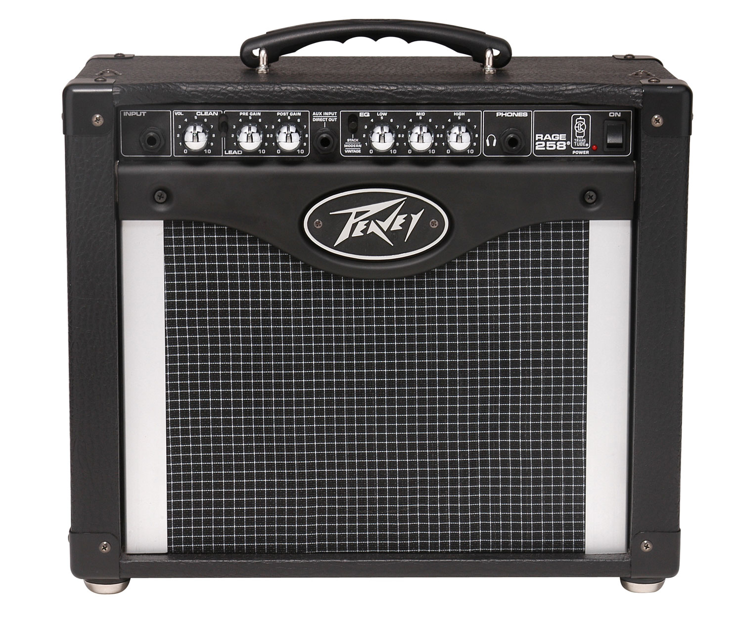 peavey rage 258 transtube series guitar amp 8 blue marvel speaker 583600 pev13 583600. Black Bedroom Furniture Sets. Home Design Ideas