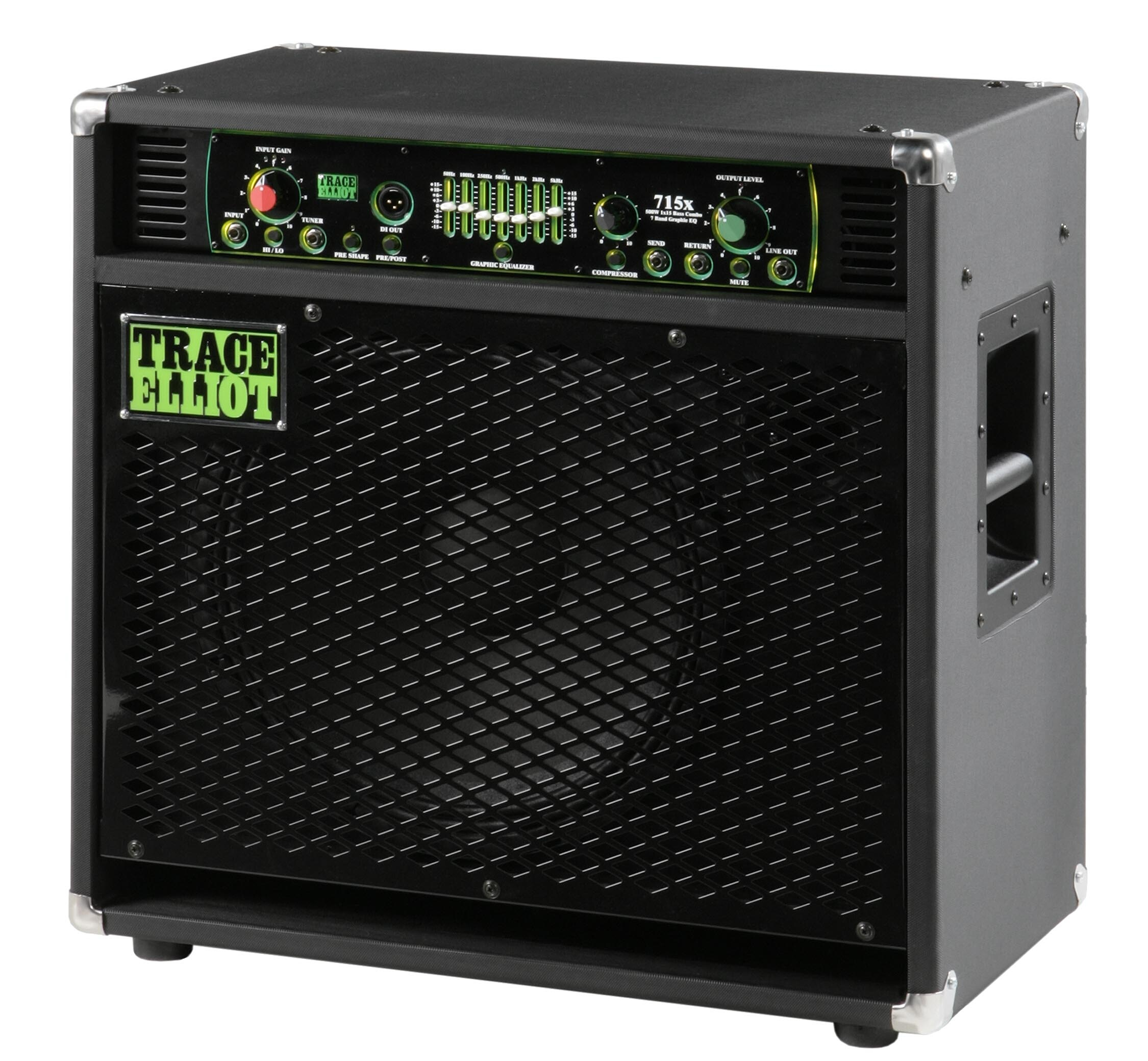 trace elliot 715x electric bass guitar 500w combo amplifier 15 speaker tube amp tel13 3600070 rs. Black Bedroom Furniture Sets. Home Design Ideas