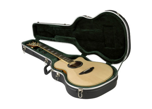 SKB Cases 1SKB-3 Thin-line Acoustic / Classical Economy Guitar Case (1SKB3)