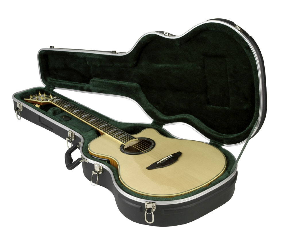 skb cases 1skb 3 thin line acoustic classical economy guitar case 1skb3 skb12 1skb 3. Black Bedroom Furniture Sets. Home Design Ideas