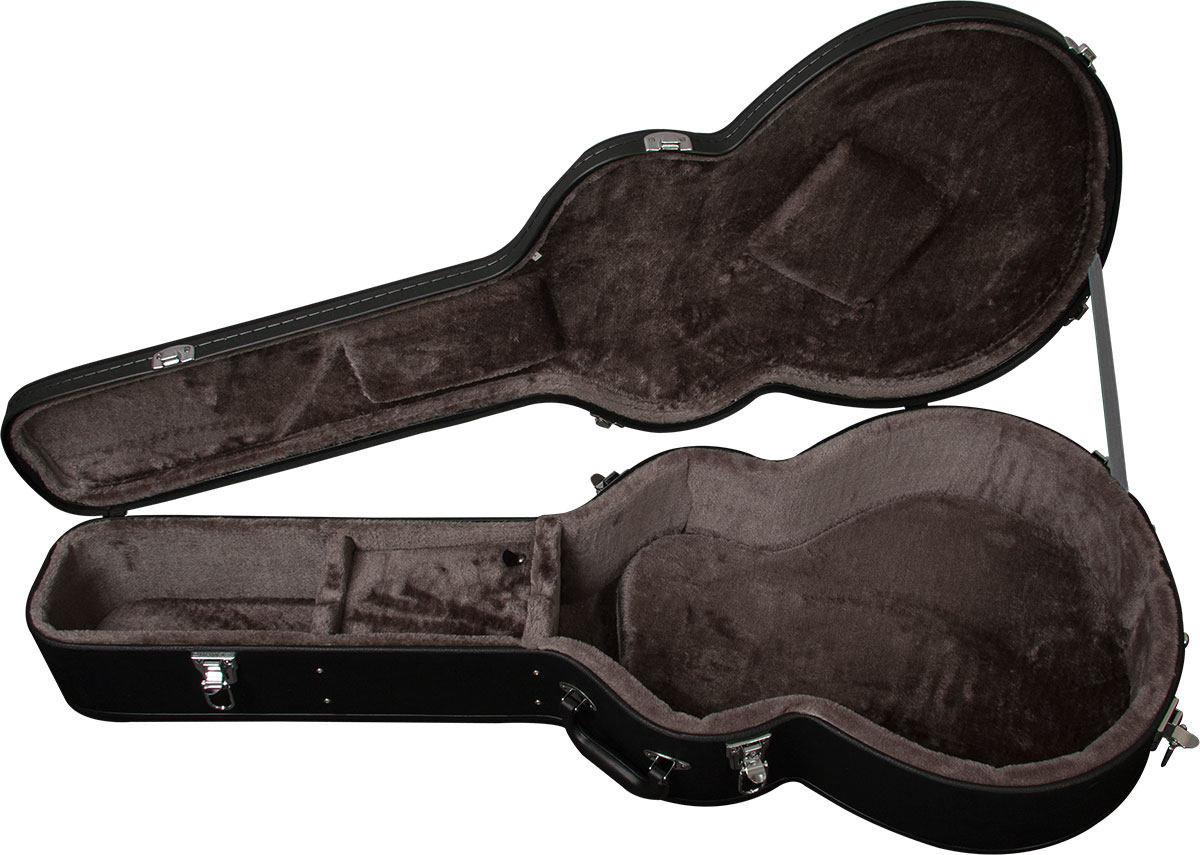washburn gc78 hardshell case for hollowbody jazz guitars was16 gc78. Black Bedroom Furniture Sets. Home Design Ideas