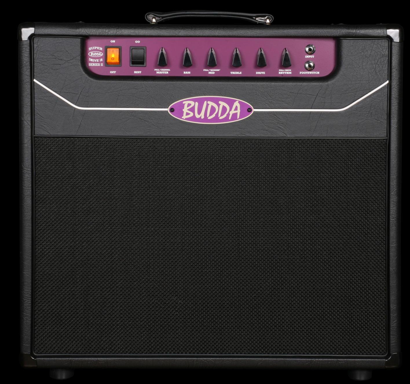 budda superdrive 18 series ii electric guitar amplifier 12 combo 18 watt amp bda13 brs 10200. Black Bedroom Furniture Sets. Home Design Ideas