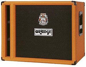 orange amps obc115 400 watts 1x15 bass speaker cabinet side ported obc series orange obc 115. Black Bedroom Furniture Sets. Home Design Ideas