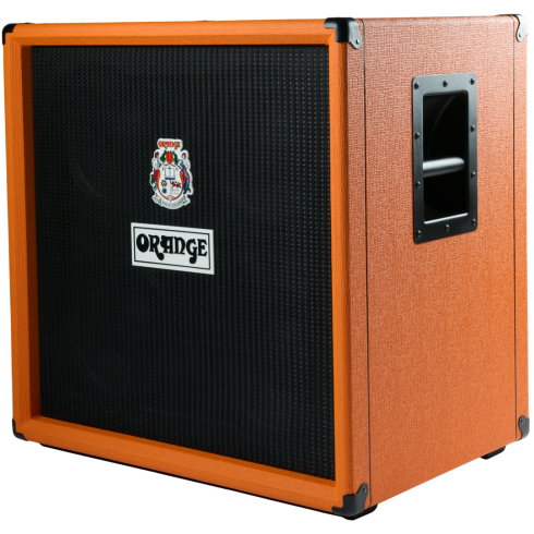 orange amps obc410 4x10 600 watts bass speaker cabinet orange obc 410 org12 obc410. Black Bedroom Furniture Sets. Home Design Ideas