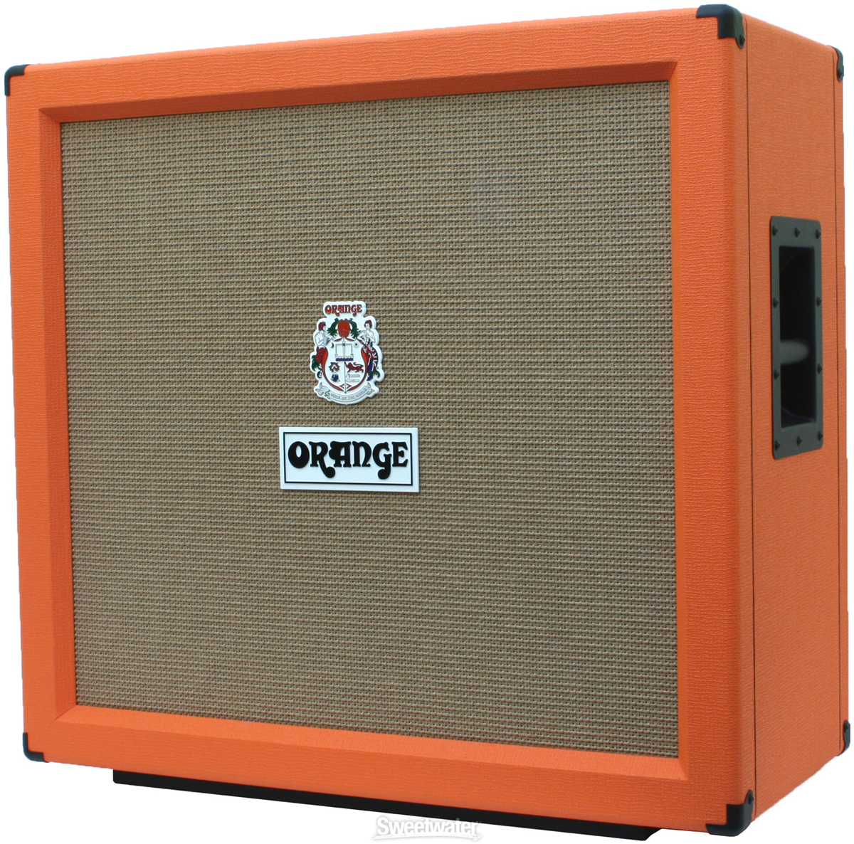 orange amps ppc410 4 x 10 closed back speaker cabinet with four 40 watt celestion g10n 40. Black Bedroom Furniture Sets. Home Design Ideas