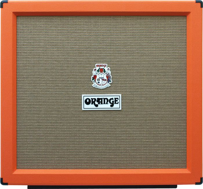 orange amps ppc412 c 4x12 240 watts guitar speaker cabinet with 4 celestion vintage 30 speakers. Black Bedroom Furniture Sets. Home Design Ideas