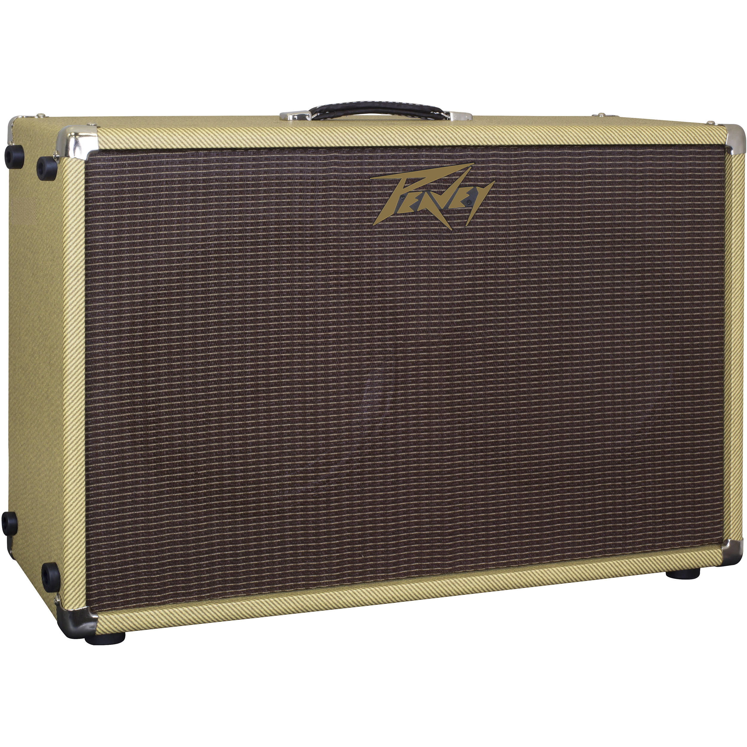 peavey 212 c guitar enclosure 2x12 classic 20 mini amp head extension cabinet ebay. Black Bedroom Furniture Sets. Home Design Ideas
