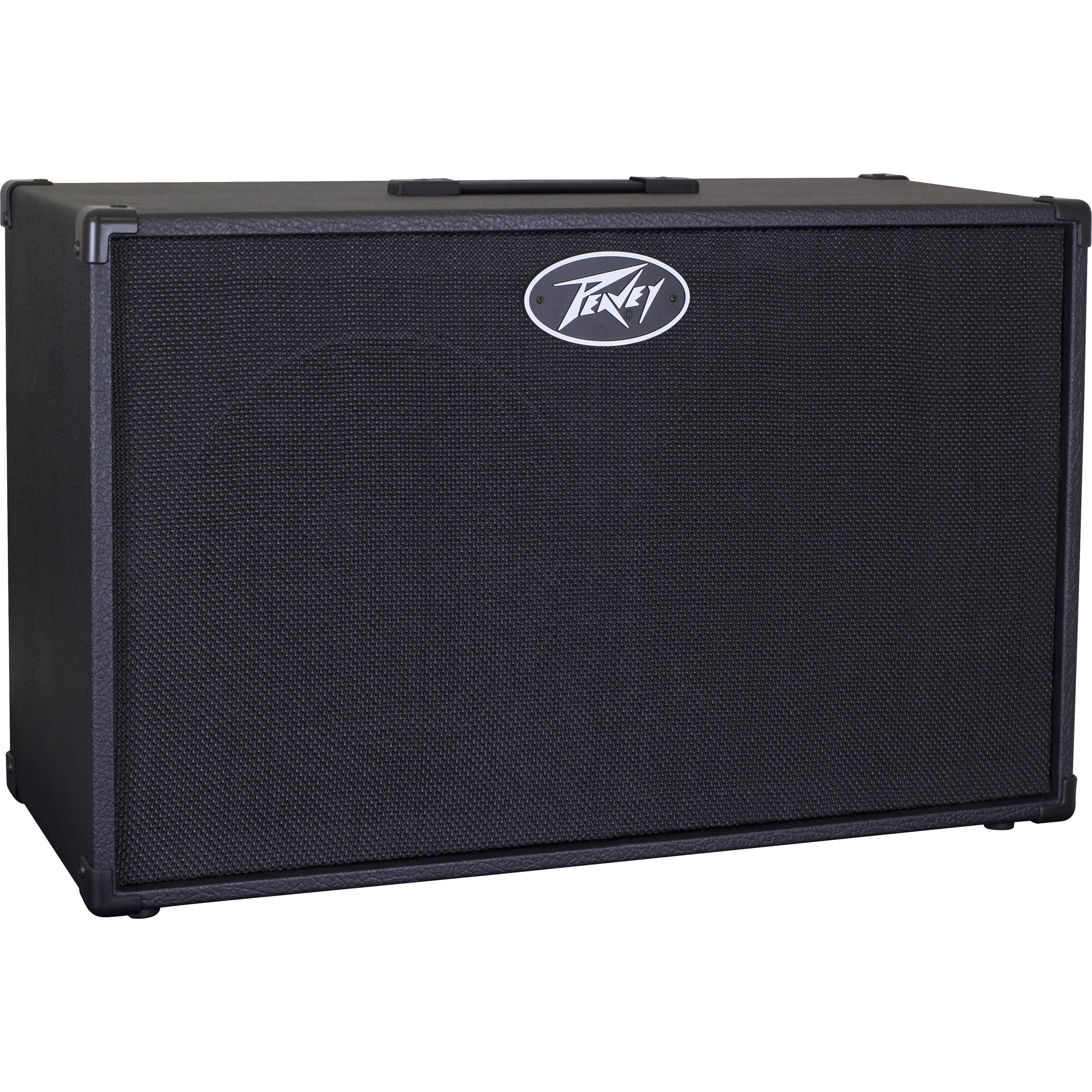 peavey 212 extension cabinet 2x12 guitar cab with 80 watts rms power rating 14367649161 ebay. Black Bedroom Furniture Sets. Home Design Ideas