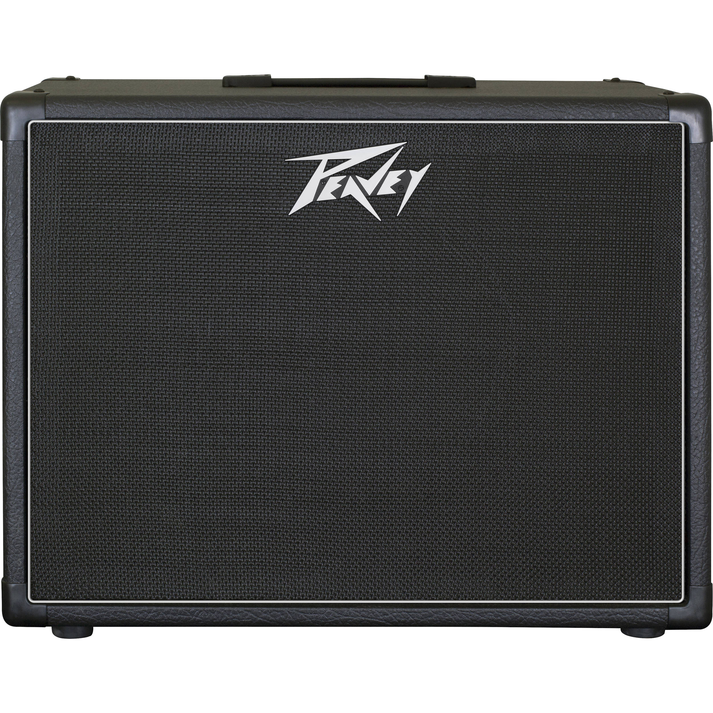 peavey 112 6 electric guitar cab single 12 speaker cabinet w mic stand cable 14367649109 ebay. Black Bedroom Furniture Sets. Home Design Ideas