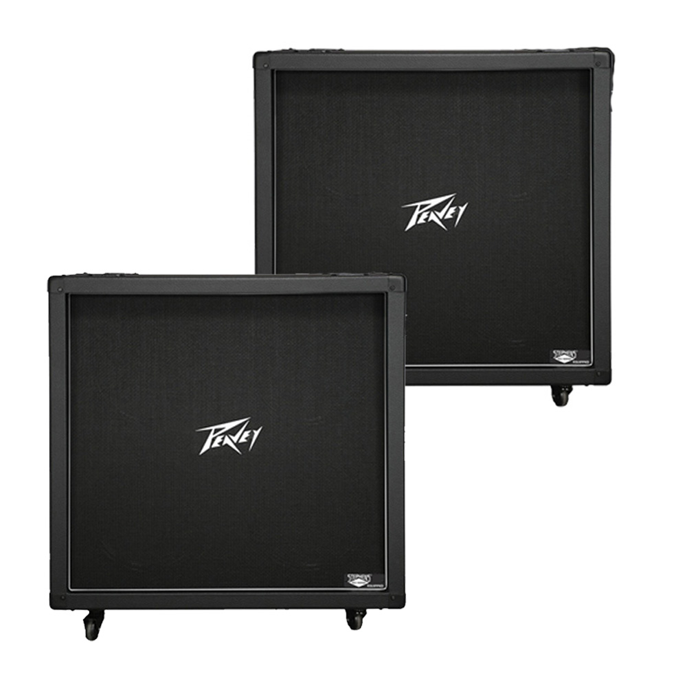 2 peavey 430b 412 guitar straight cabinet celestion. Black Bedroom Furniture Sets. Home Design Ideas