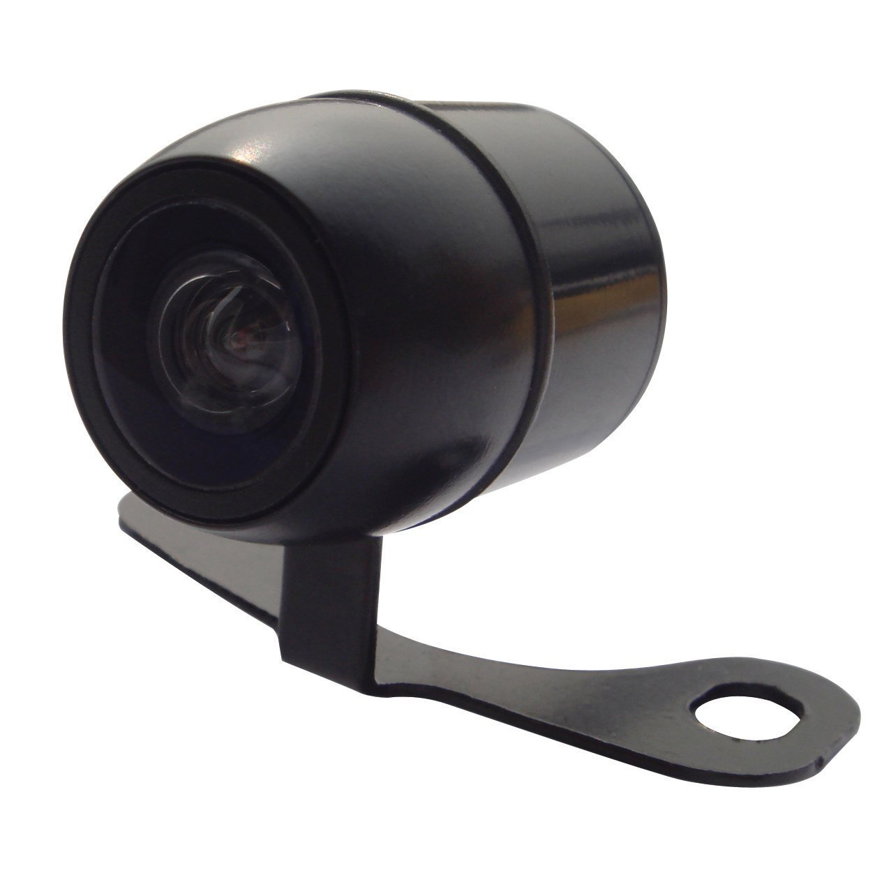 Install Bay Safety TE-SBC Small Waterproof Bullet Camera w/ Deafeatable Parking Assist Lines