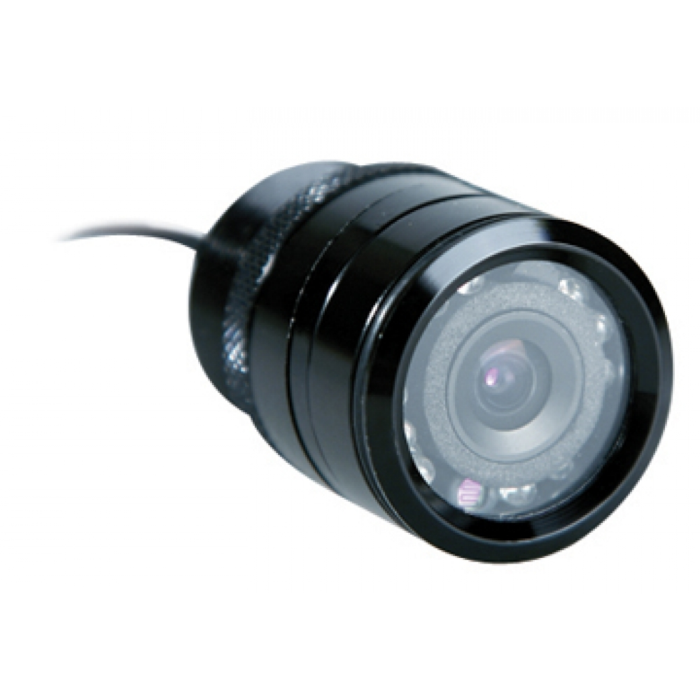 Install Bay Safety TE-THC Waterproof Connection 120 Degree Viewing Angle Through-Hole Camera