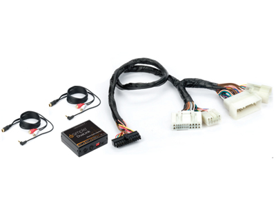 Isimple Ishy531 Dual Auxiliary Aux Audio Input Factory