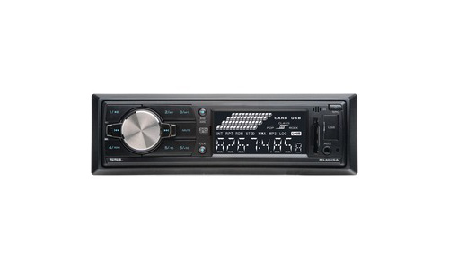 Sound Storm Labs ML40USA Single-DIN In-Dash Mechless Receiver w/ Preamp Outputs