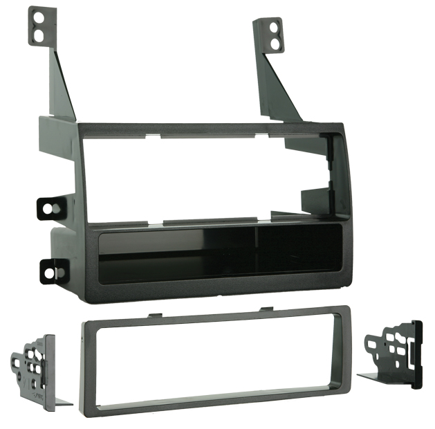 Metra 99-7419 Single DIN Installation Kit for 2005-2006 Nissan Altima Vehicles without Navigation