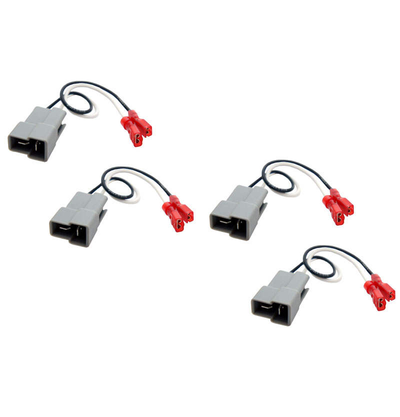 Gmc Yukon 2012-2016 Factory Speaker Replacement Connector Harness Package