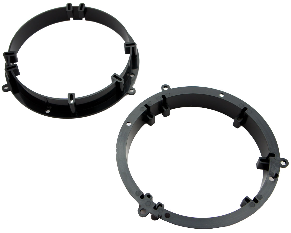 """Harmony Audio Compatible With 1998-2007 Honda Accord HA-827803 Aftermarket 5.25"""" 6.5"""" Speakers Adapter Kit"""