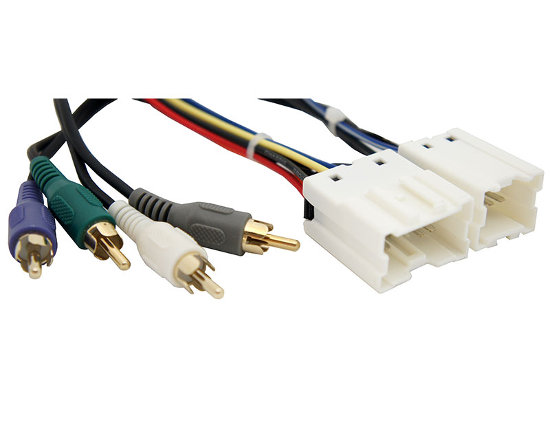 Installation-Harness-HA-707551-15-detailed-image-1 Nissan Pathfinder Stereo Wiring Harness on dual car,
