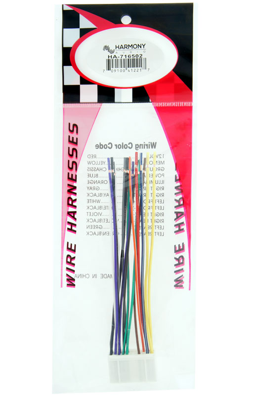 Installation-Harness-HA-716502-3-detailed-image-2 Radio Wire Harness For Chrysler Sebring on