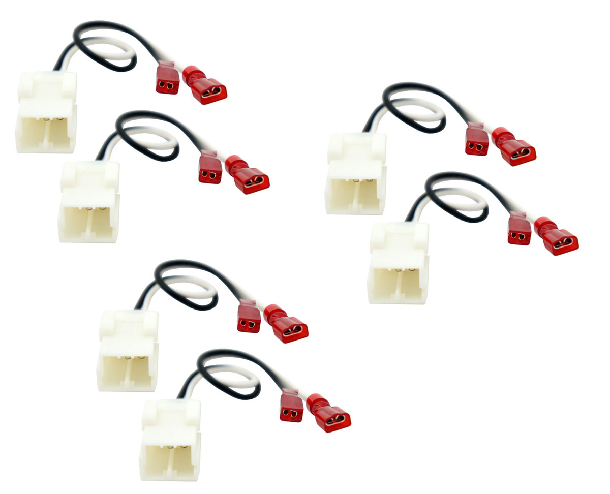 Dodge Magnum 2005-2007 Factory Speaker Replacement Connector Harness Package