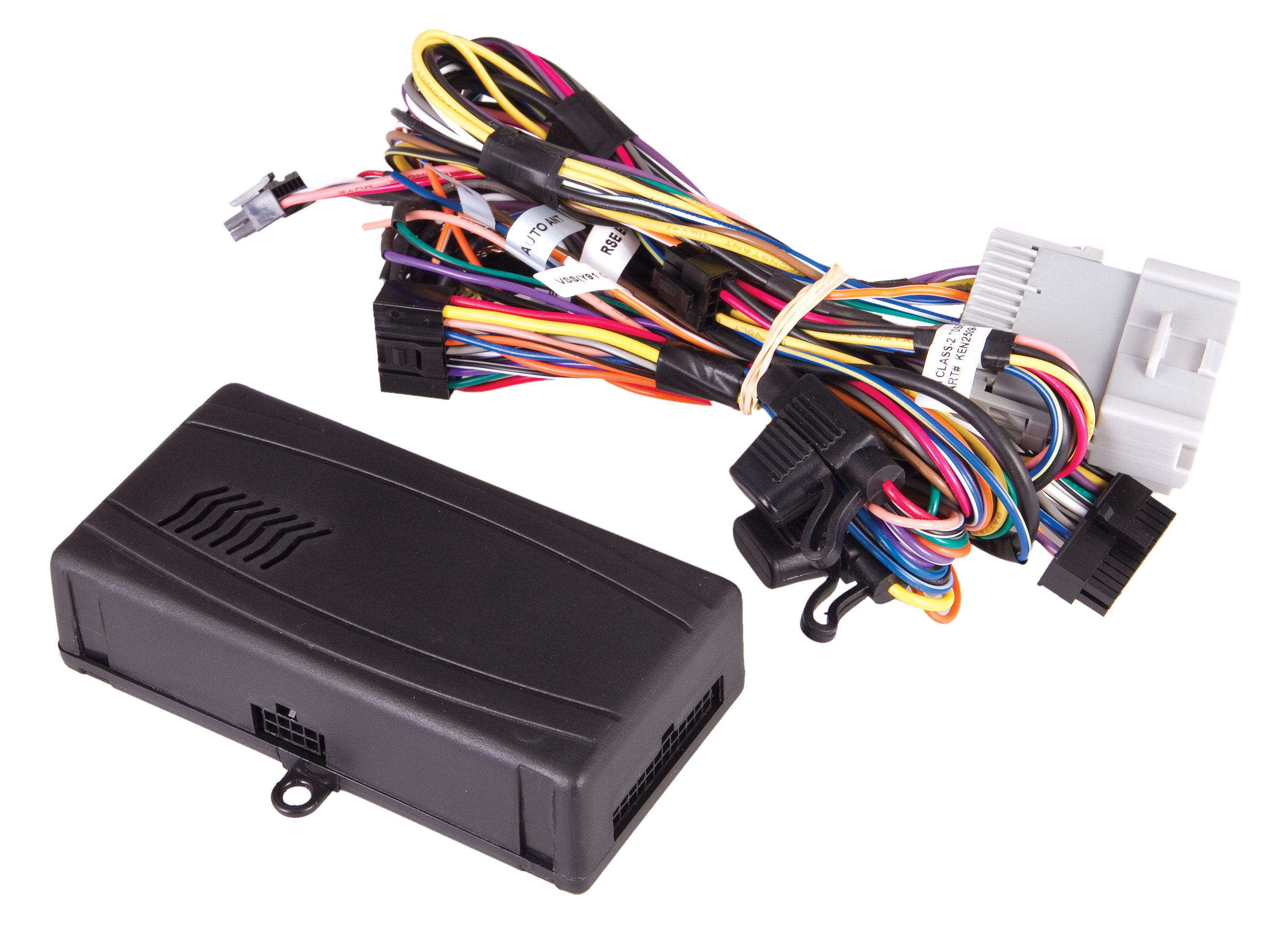 Power Acoustik DRC-1 Universal Steering Wheel Control Interface for Select  Vehicles